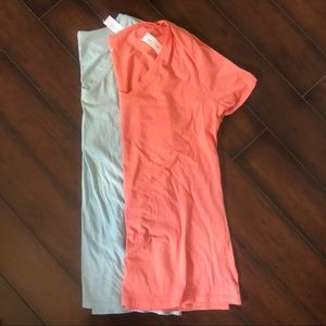 Old Navy Women's Relaxed Fit Tees Large Tall NWT